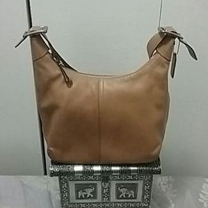Coach Vintage Leather Legacy Hobo Bag